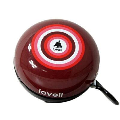 lovell ラベル ディンドンベル ボーダー Bレッド ベル椀サイズ:直径66mm