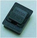 マイゾックス アルミスタッフ角型ボタン MG-02A No.000017