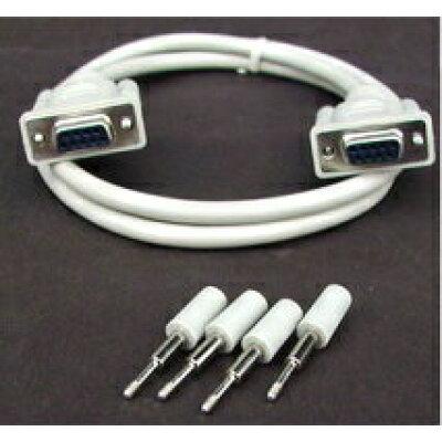 RS-232Cケーブル(DB9Pin:メス)⇔(DB9Pin:メス)/1m