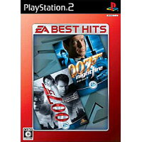 007 ナイトファイア&007 エブリシング オア ナッシング(EA BEST HITS)/PS2/SLPM66615/B 12才以上対象