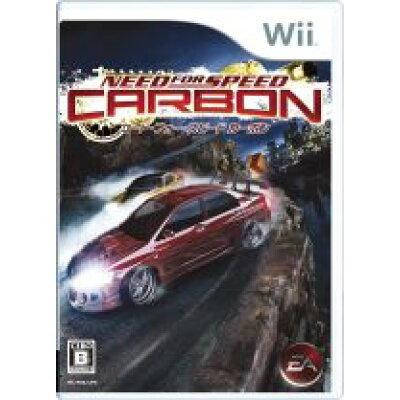 ニード・フォー・スピード カーボン/Wii/RVLPRNSJ/B 12才以上対象