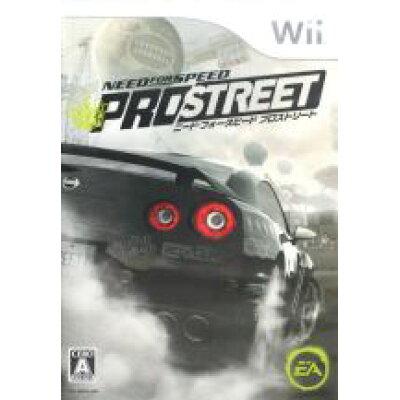 ニード・フォー・スピード プロストリート/Wii/RVLPRNPJ/A 全年齢対象