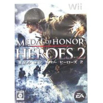 メダル オブ オナー ヒーローズ2/Wii/RVLPRM2J/C 15才以上対象