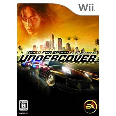 ニード・フォー・スピード アンダーカバー/Wii/RVLPRX9J/B 12才以上対象