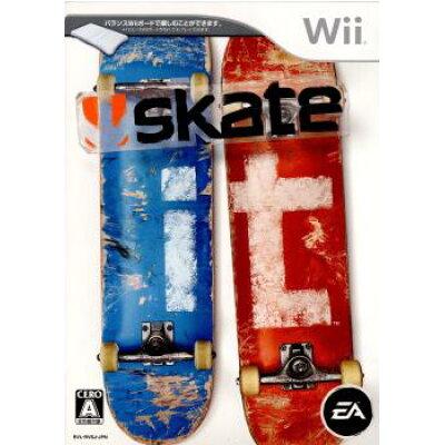 スケート イット/Wii/RVLPRVSJ/A 全年齢対象