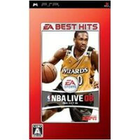 NBAライブ08(EA BEST HITS)/PSP/ULJM05429/A 全年齢対象
