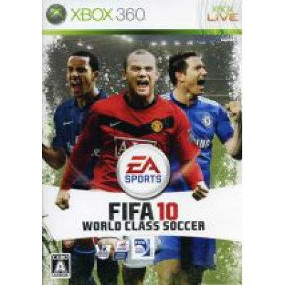 FIFA10 ワールドクラスサッカー/XB360/JES100003/A 全年齢対象