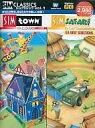 Win95/98 CDソフト シムクラシック Vol.1 シムタウン/シムサファリ