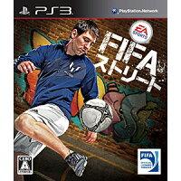 FIFA ストリート/PS3/BLJM60457/A 全年齢対象