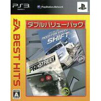 ダブルバリューパック ニード・フォー・スピード プロストリート+シフト(EA BEST HITS)/PS3/BLJM61023/B 12才以上対象
