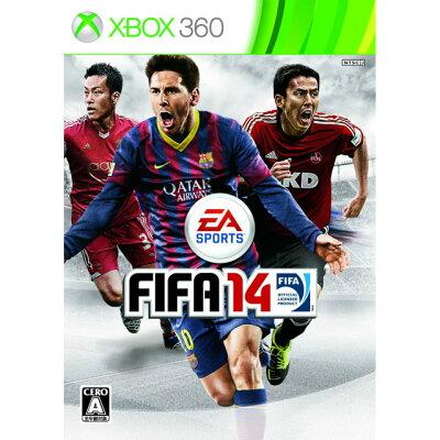 FIFA 14 ワールドクラス サッカー/XB360/JES100322/A 全年齢対象