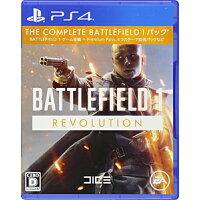 バトルフィールド 1 Revolution Edition/PS4/PLJM16052/D 17才以上対象