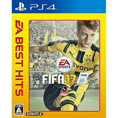 FIFA 17(EA BEST HITS)/PS4/PLJM84097/A 全年齢対象