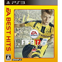 FIFA 17(EA BEST HITS)/PS3/BLJM61358/A 全年齢対象