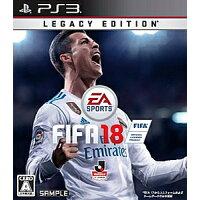 FIFA 18/PS3/BLJM61355/A 全年齢対象