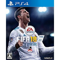FIFA 18/PS4/PLJM16046/A 全年齢対象