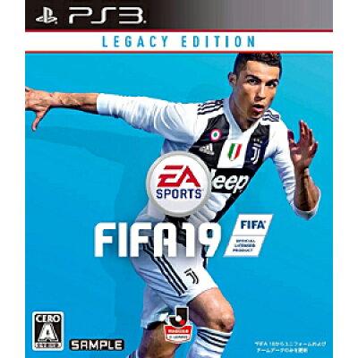 FIFA 19/PS3/BLJM70001/A 全年齢対象