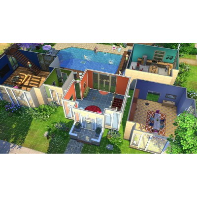The Sims 4 Cats & Dogsバンドル/PS4/PLJM16329/C 15才以上対象