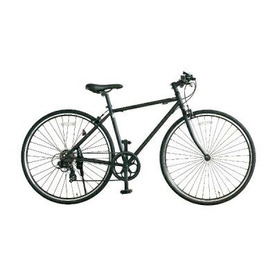 アマダナ 700×28C型 クロスバイク amadana ツヤケシブラック/450サイズ 適応身長:150cm以上 SBB707