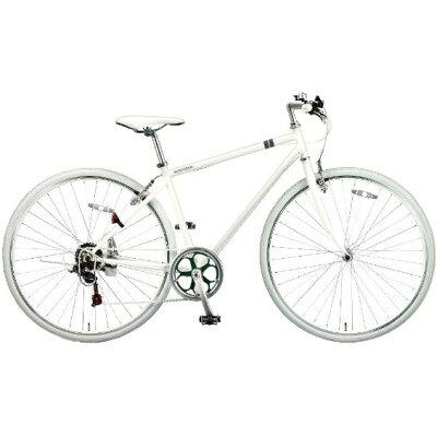 アサヒサイクル Asahi Cycle 700×28C型 シークレットコード700(ホワイト/450サイズ《適応身長:150cm以上》) SCH7002019年モデル