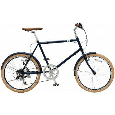 アサヒサイクル Asahi Cycle 20型 クロスバイク シークレットコード206(マットブルー/460サイズ《適応身長:約150cm以上》) SCH206