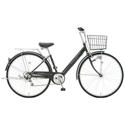 アサヒサイクル Asahi Cycle 27型 自転車 ジオクロスAT(パールブラック/外装6段変速)FV76AC2019年モデル