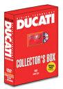 ウィック・ビジュアル・ビューロウ DVD RCV DUCATI COLLECTOR'S BOX