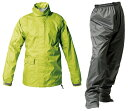 PLOT プロト MAKKU RAIN WEAR マックレインウェア TOURING ツーリング 透湿レインスーツ サイズ:M