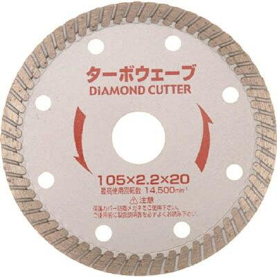 KOYAMA/小山金属工業所 ターボウェーブ 125X2.2X22 89712