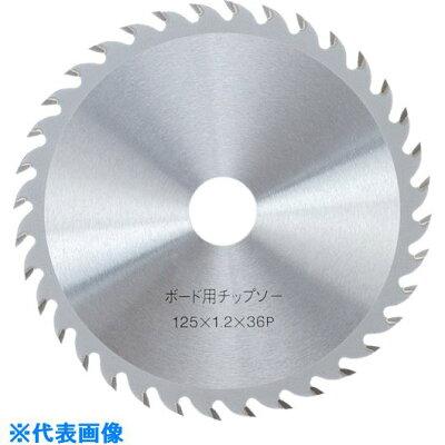 小山金属 アイウッド 化粧合板&ボード用チップソー 125X0.8X36P No.97059