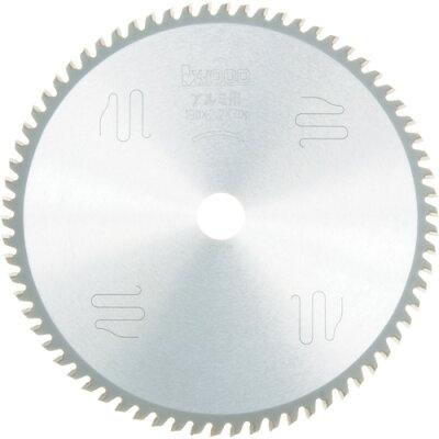 アイウッド 99434 チップソー アルミ用スライドマルノコ Φ216 100P