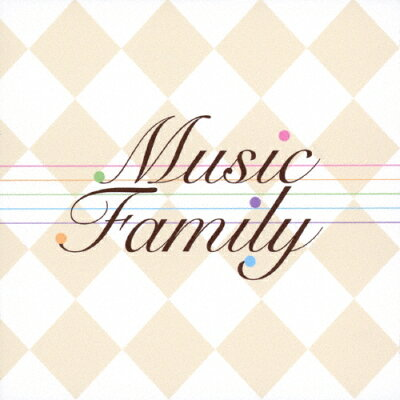Music Family/CD/TCAC-516