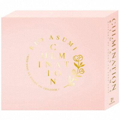 明日海りおCD-BOX Culmination Rio ASUMI -history of songs in 2003~2019- アルバム TCAC-605/8