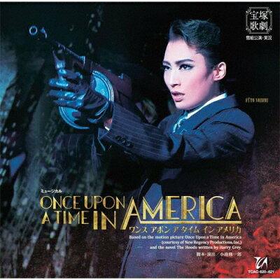 ミュージカル ONCE UPON A TIME IN AMERICA アルバム TCAC-620/1