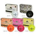 アドバイザー XD カラー ゴルフボール 1ダース(12個入) ADXD12P