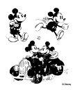 Disney ディズニー クラシカルスタンプ ミッキー&ミニー 2・STP-D0011