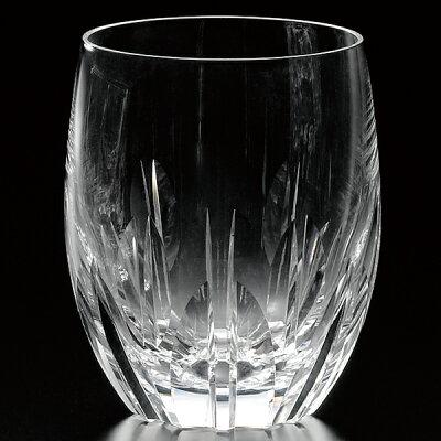 カガミクリスタル ロックグラス
