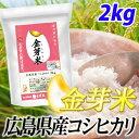 アクト中食 金芽米 広島県産 コシヒカリ 2Kg