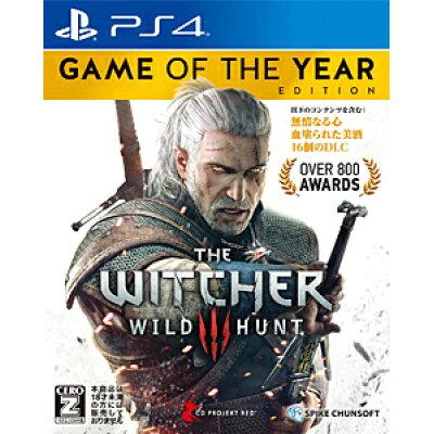 ウィッチャー3 ワイルドハント ゲームオブザイヤーエディション/PS4/PLJS74015/【CEROレーティング「Z」(18歳以上のみ対象)】