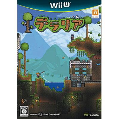 テラリア/Wii U/WUPPBTXJ/C 15才以上対象