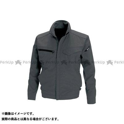 メカニックウェア・ワークスーツ・作業着 TSDESIGN ティーエスデザイン ジャケット カラー:チャコールグレー サイズ:3L