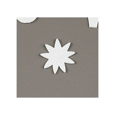 型抜 c-259 サテン  /52-2590002-0 花 資材 クラフト用品 ペーパーフラワー用品
