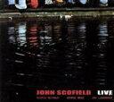 John Scofield ジョンスコフィールド / Live