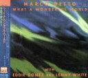 ホワット・ア・ワンダフル・ワールド/CD/SSCD-3005