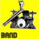 BUKATSU 部活ストラップ バンドやろうぜ4 ドラム1タムBK 08519-9