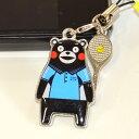 (くまモン)くまもん部活ストラップ テニス(SDS-11903)