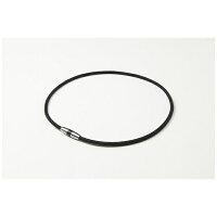 ファイテン RAKUWA磁気チタンネックレス 45cm ブラック(1本入)