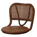 サンフラワーラタン  旅館業務用品質籐座椅子 Z103HR ハニーブラウン
