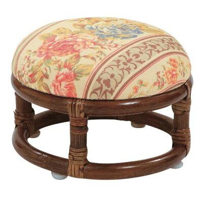 らくらく籐正座いす ラタン製椅子(イス・チェア) R75HRJ