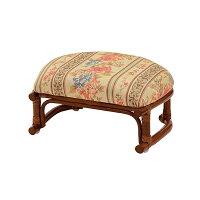 らくらく籐正座いす ラタン製椅子(イス・チェア) R74HRJ